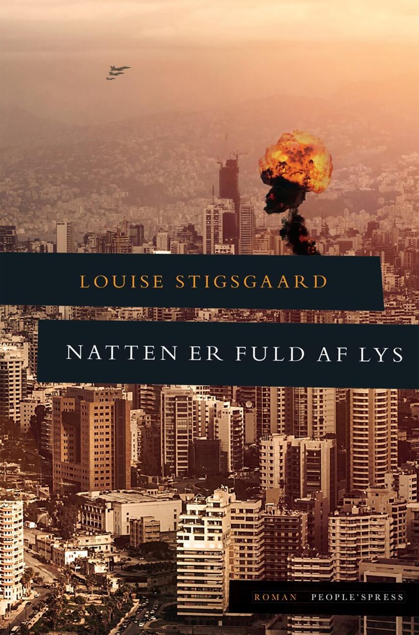 Louise Stigsgaard: Natten er fuld af lys : roman