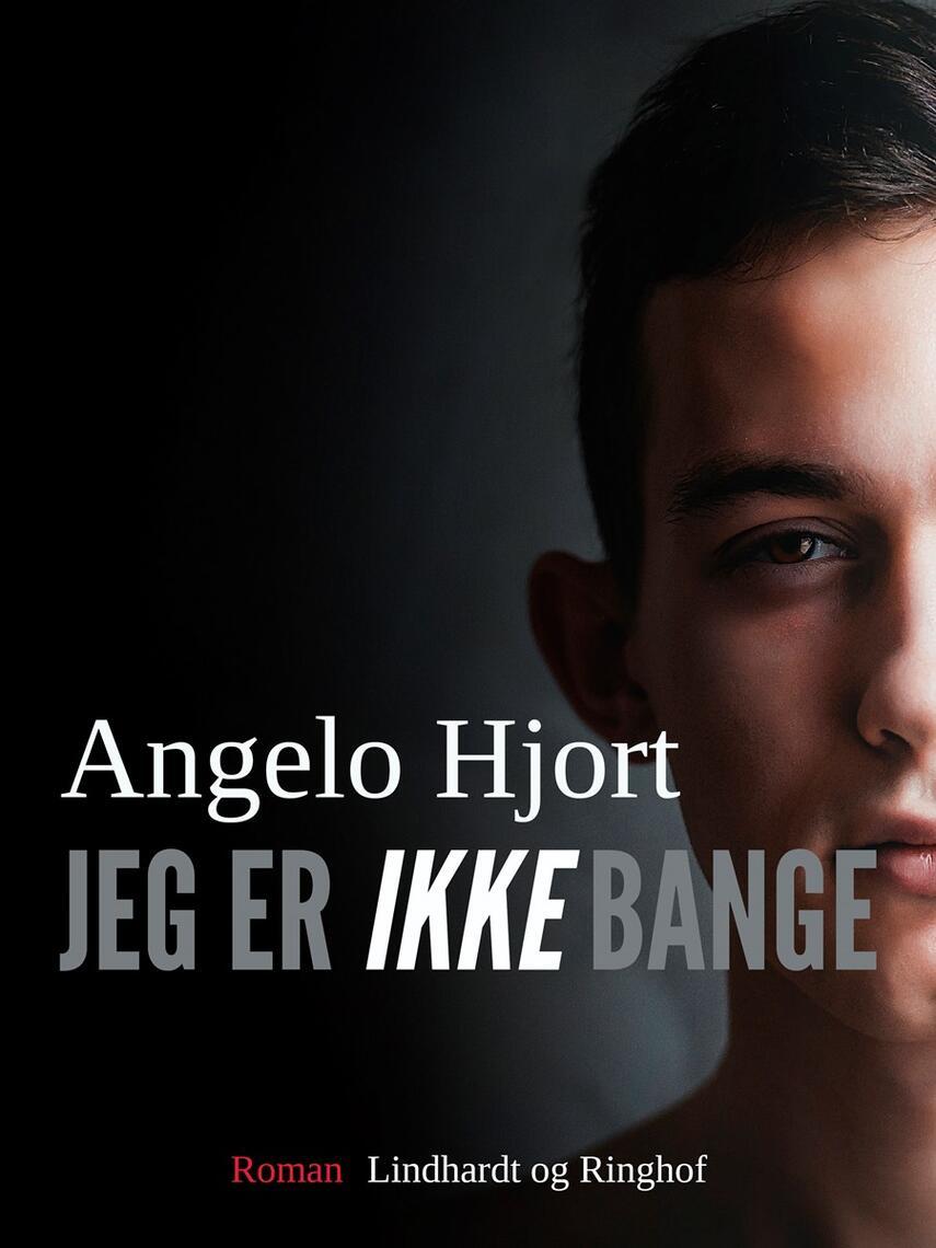 Angelo Hjort: Jeg er ikke bange : roman