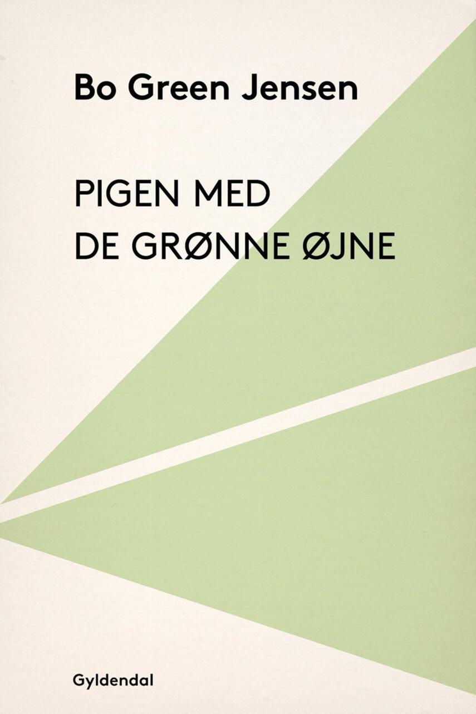 Bo Green Jensen: Pigen med de grønne øjne