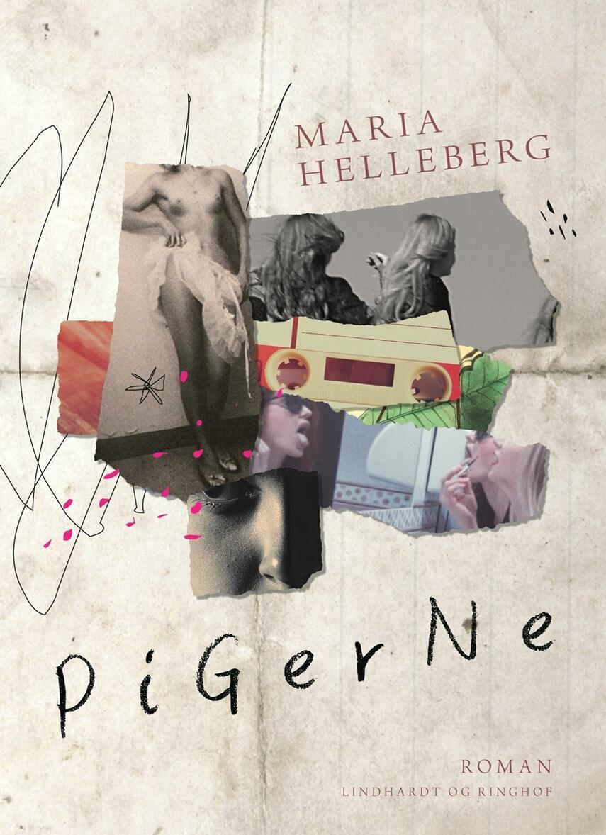 Maria Helleberg: Pigerne : roman