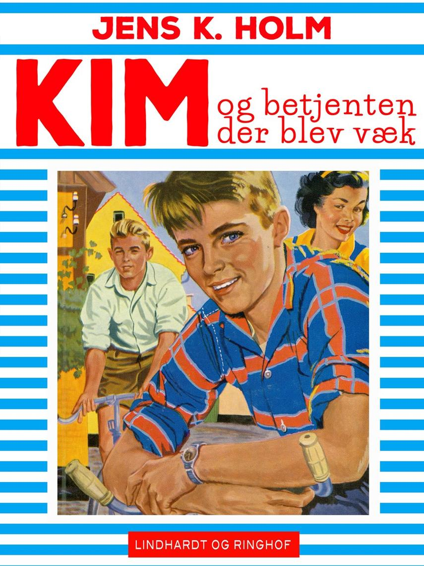 Jens K. Holm: Kim og betjenten der blev væk