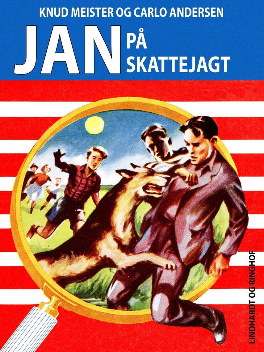 Knud Meister: Jan på skattejagt
