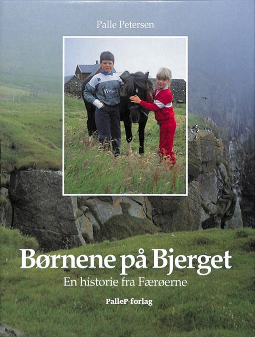 Palle Petersen (f. 1943): Børnene på bjerget : en historie fra Færøerne