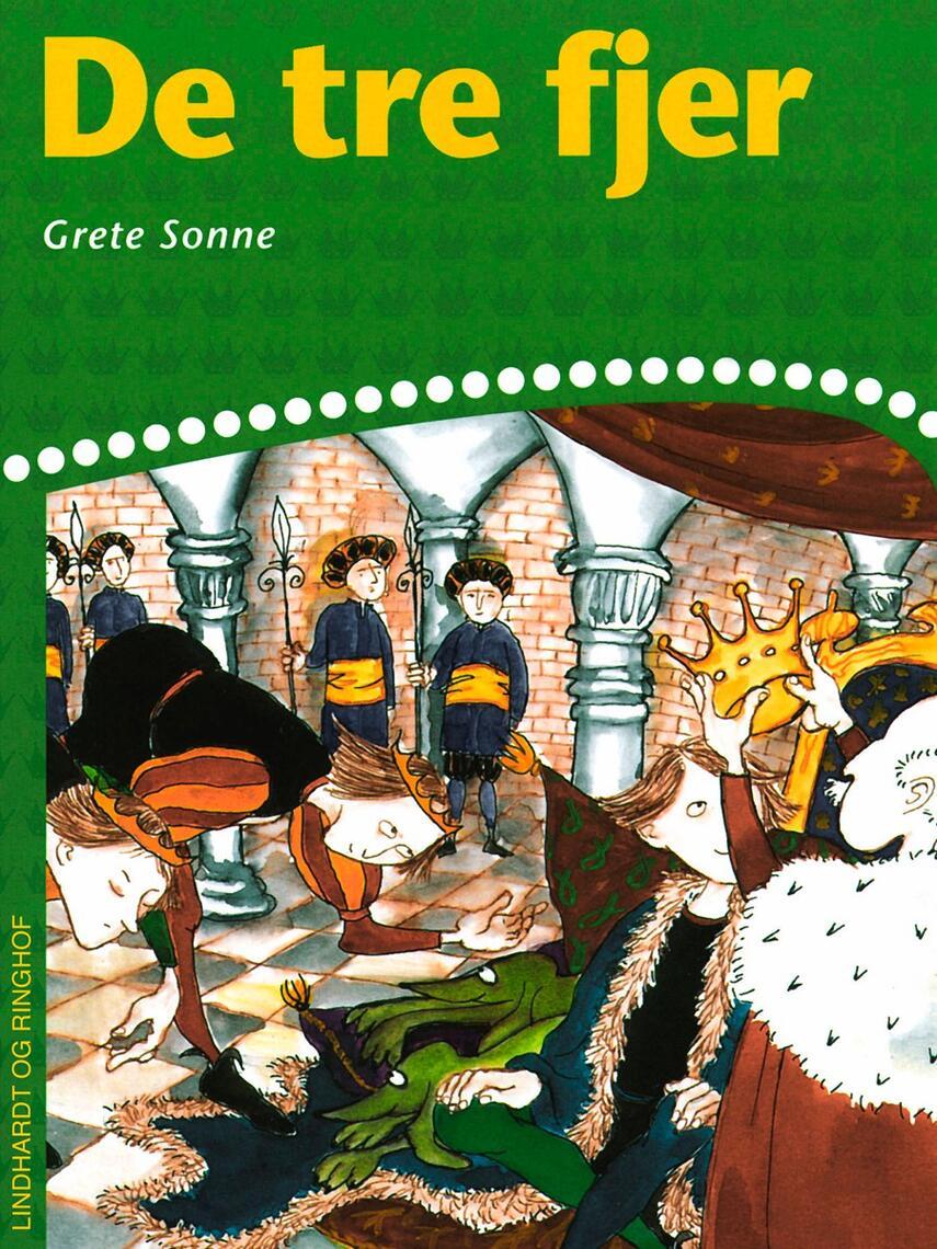 Grete Sonne (f. 1948): De tre fjer