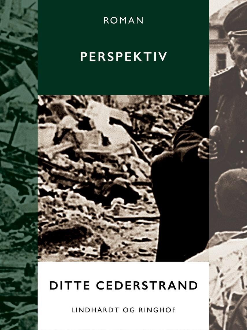 Ditte Cederstrand: Perspektiv : roman