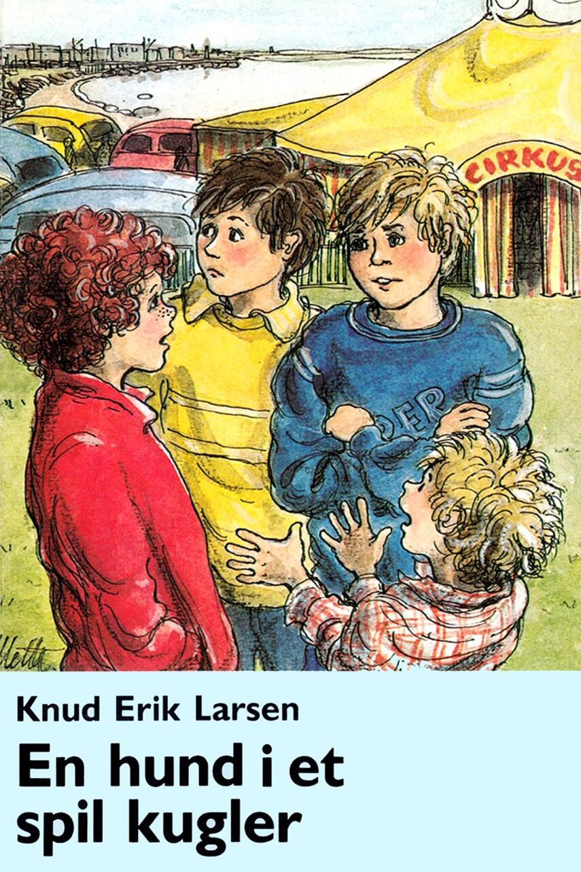 Knud Erik Larsen (f. 1936): En hund i et spil kugler