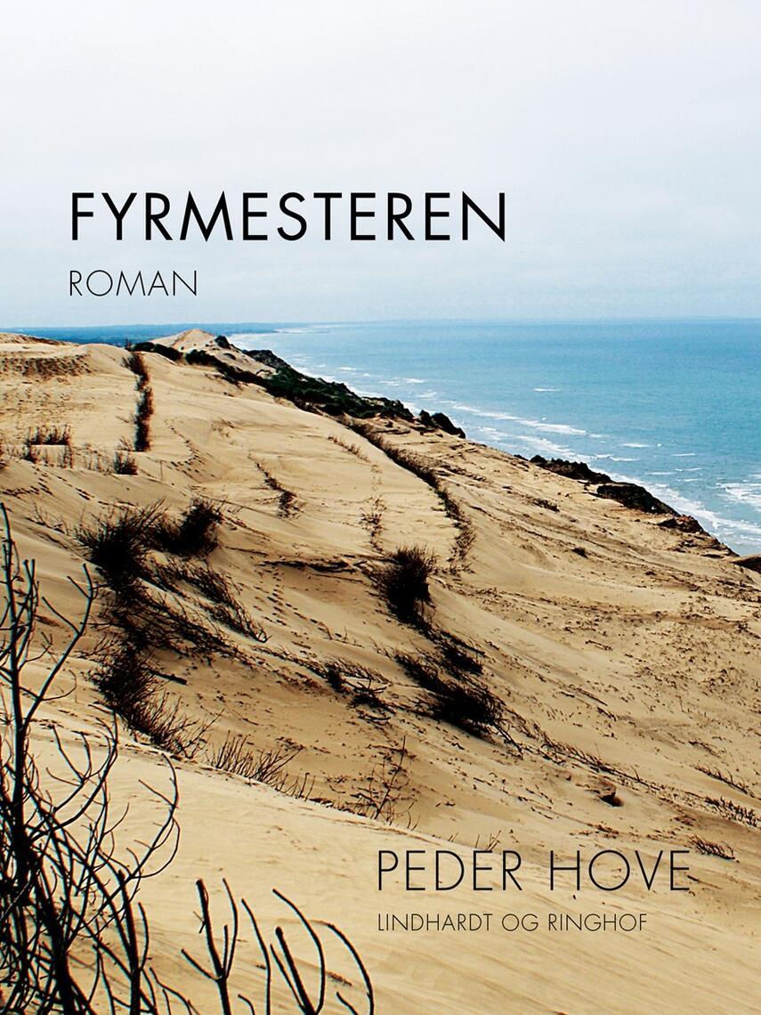 Peder Hove: Fyrmesteren : roman
