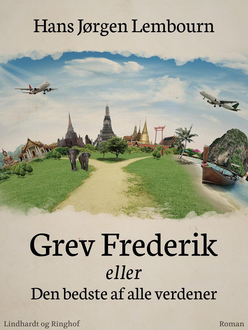 Hans Jørgen Lembourn: Grev Frederik : roman