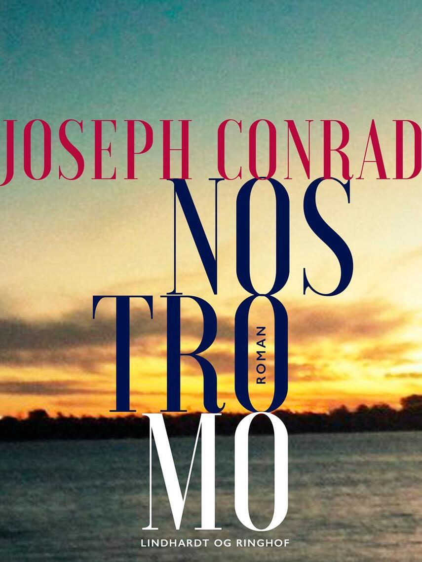 Joseph Conrad: Nostromo : roman