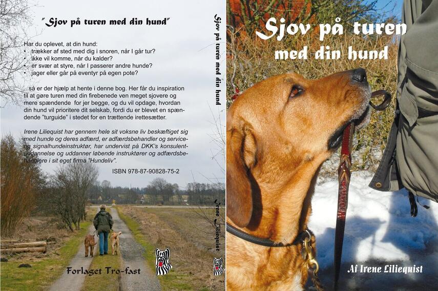 Irene Liliequist: Sjov på turen med din hund