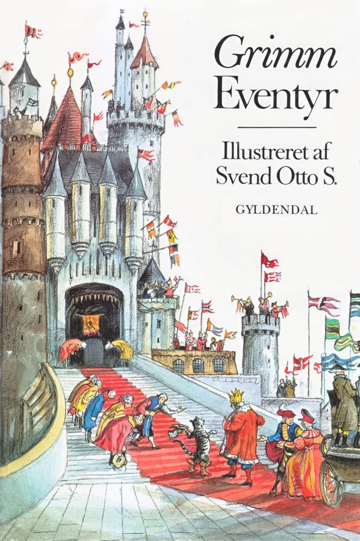 J. L. K. Grimm: Grimm eventyr (Ved Anine Rud)