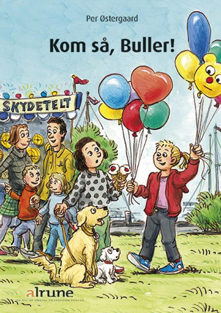 Per Østergaard (f. 1950): Kom så, Buller!
