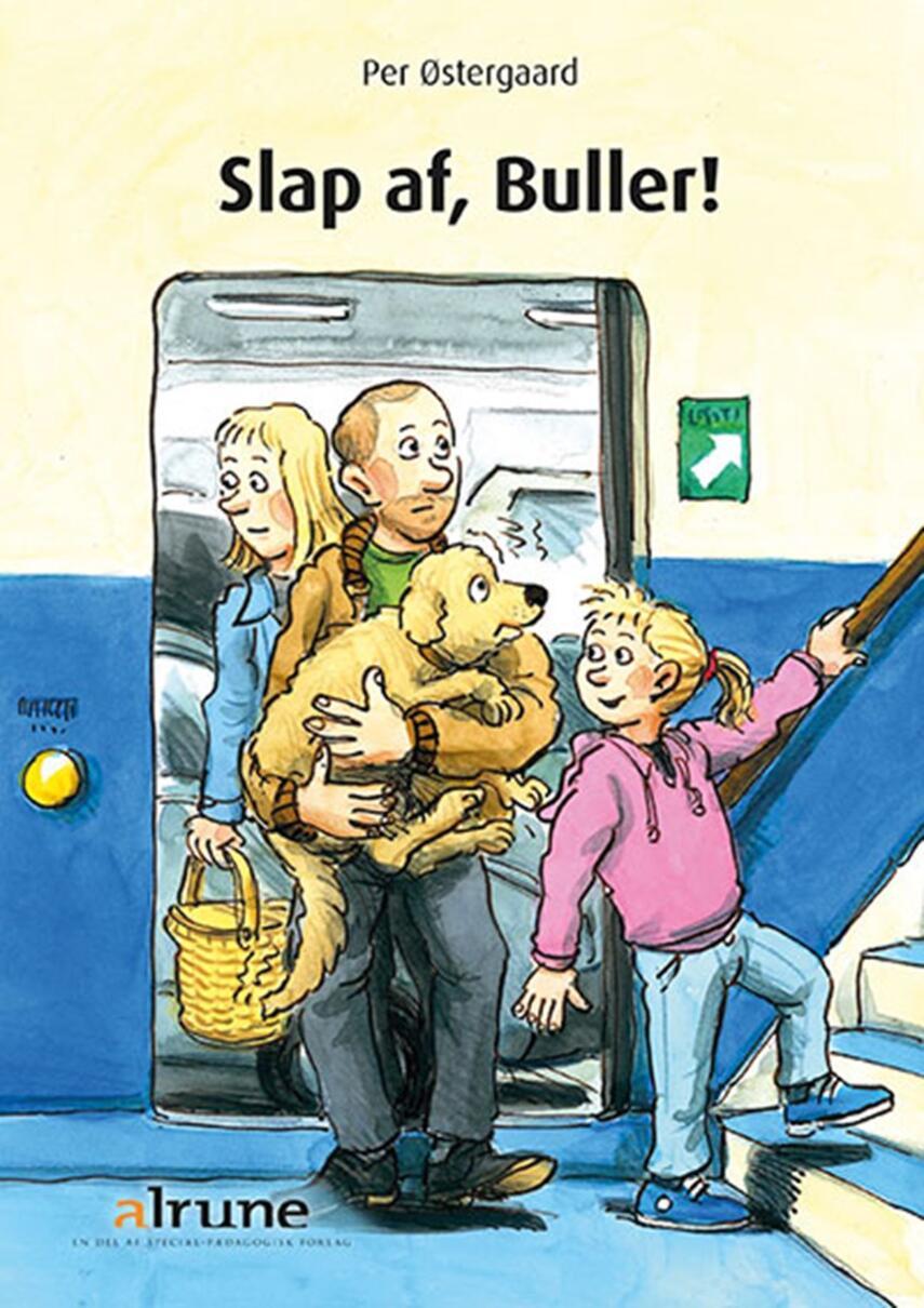Per Østergaard (f. 1950): Slap af, Buller!