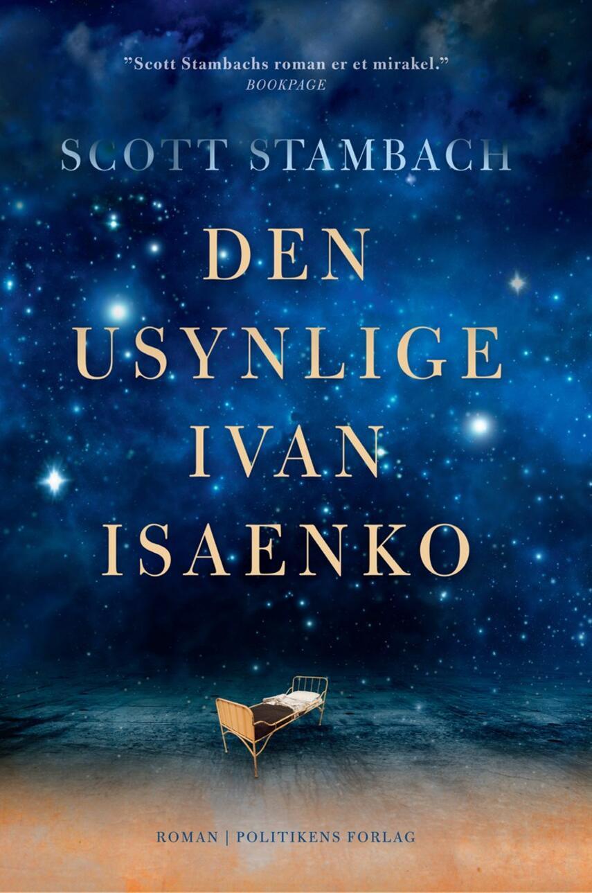 Scott Stambach: Den usynlige Ivan Isaenko : roman