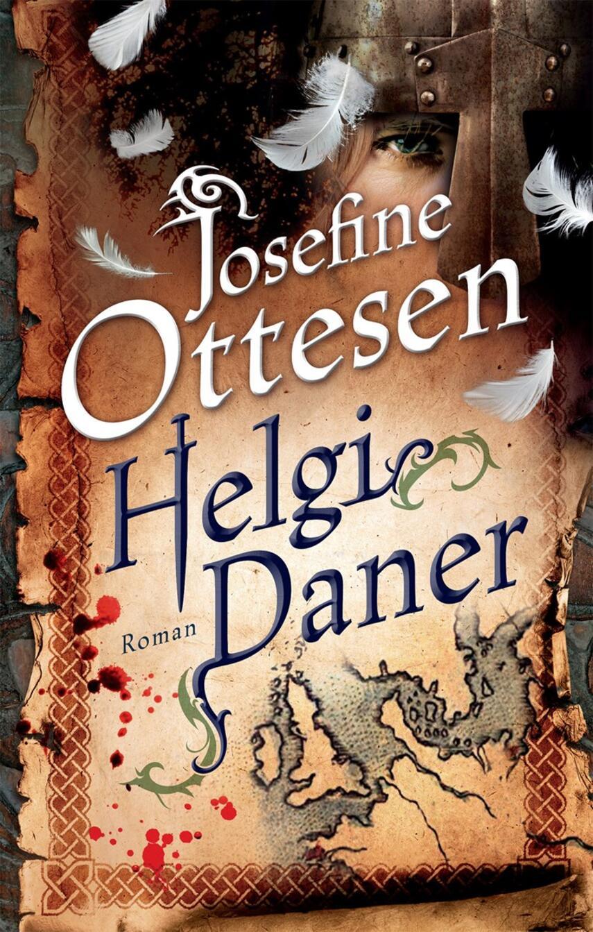 Josefine Ottesen: Helgi Daner : roman (Forkortet udgave)