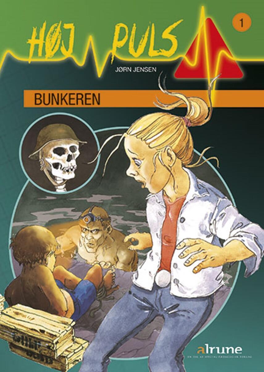 Jørn Jensen (f. 1946): Bunkeren