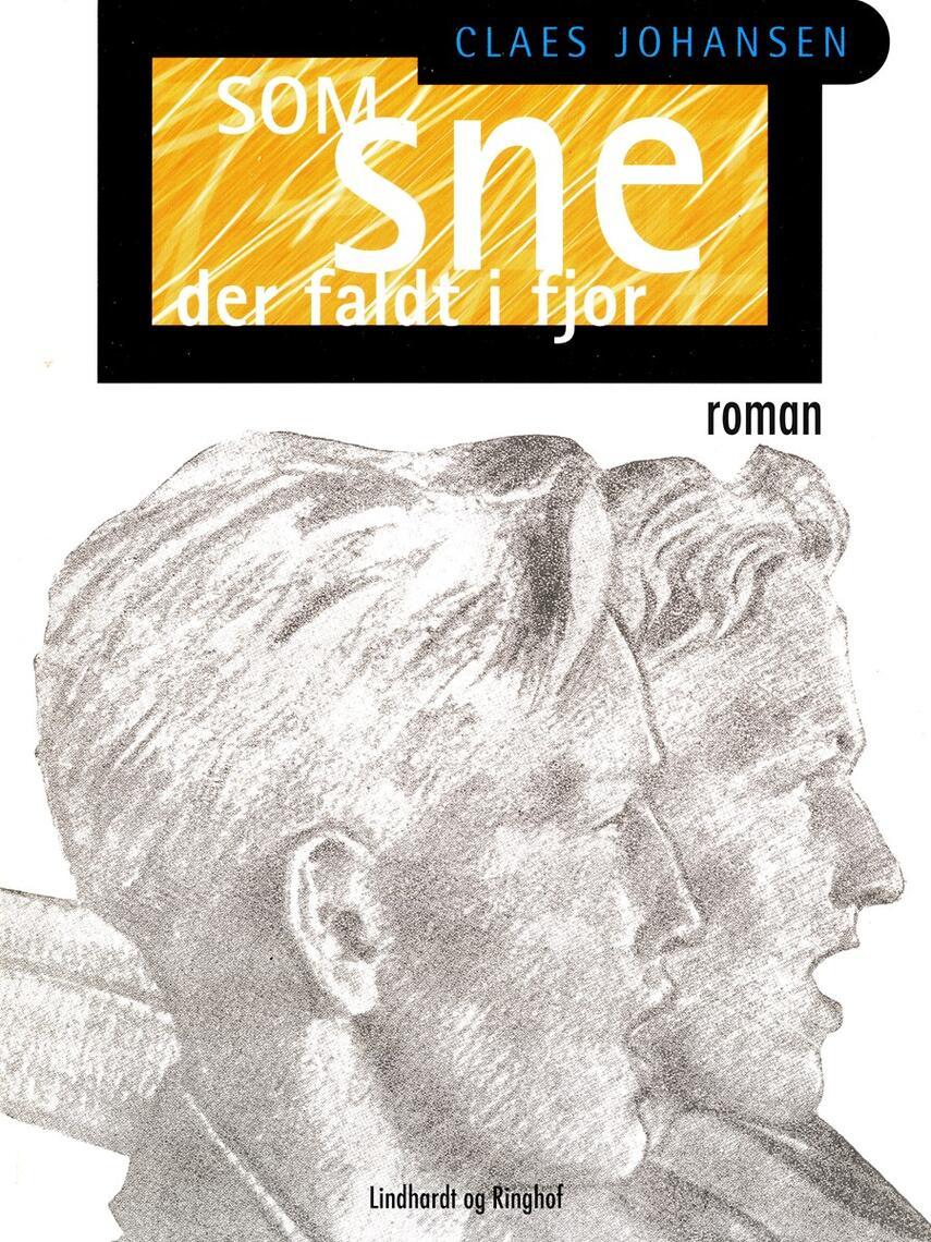 Claes Johansen (f. 1957): Som sne der faldt i fjor : roman
