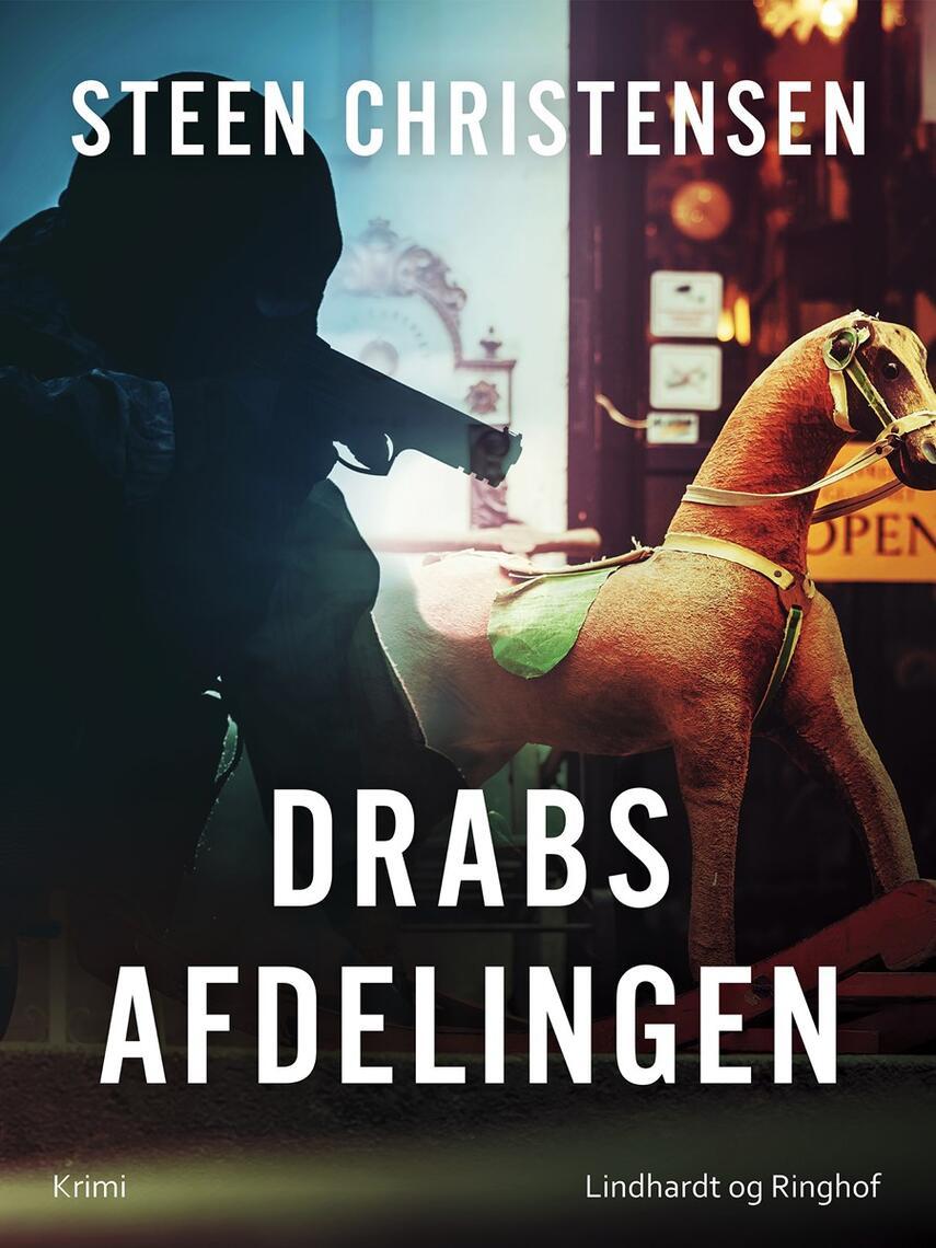 Steen Christensen (f. 1944): Drabsafdelingen : krimi