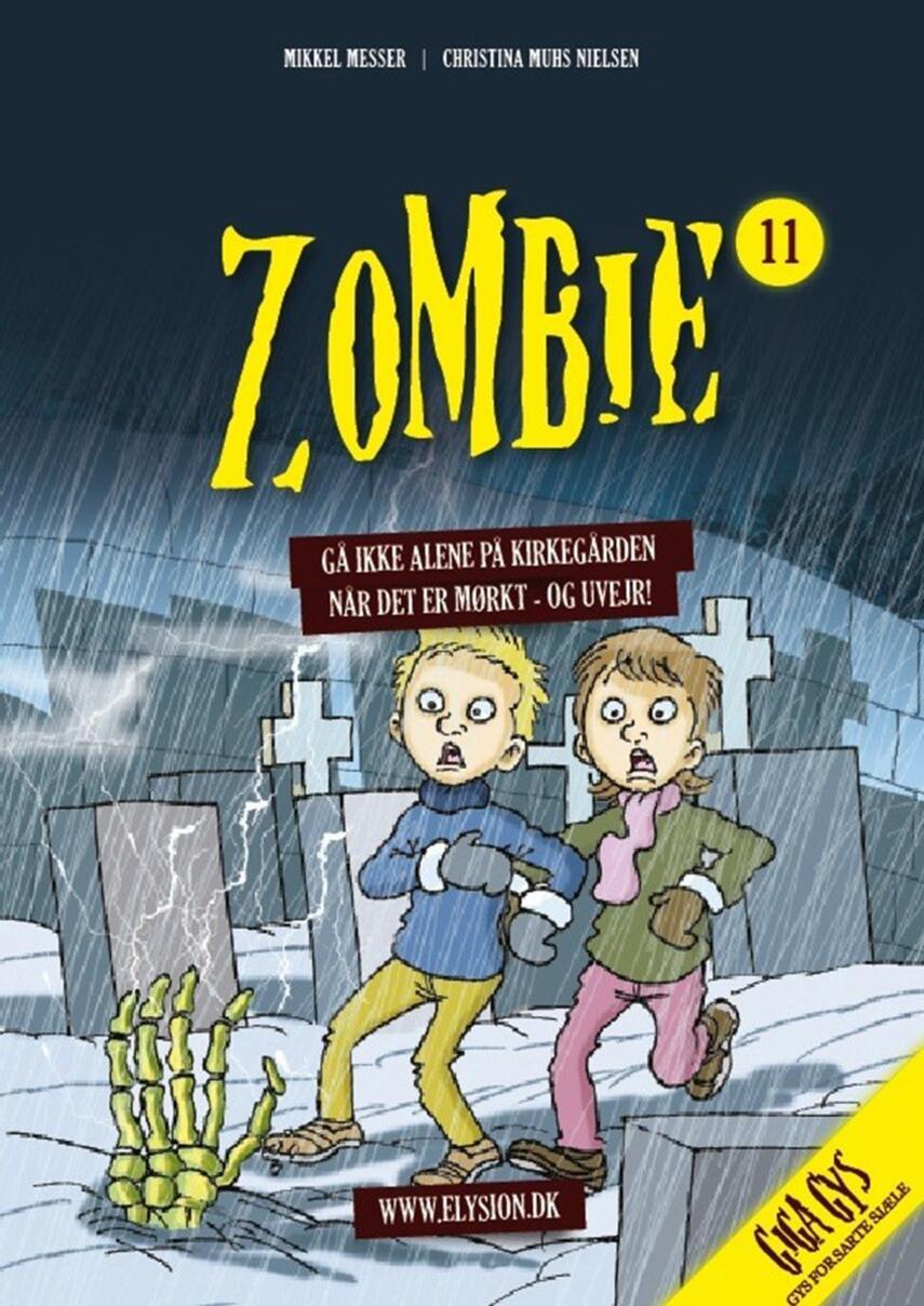 Mikkel Messer: Zombie