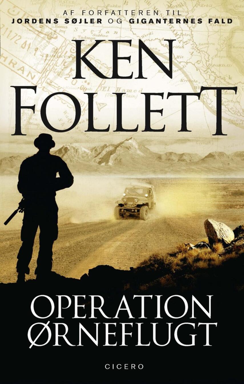 Ken Follett: Operation ørneflugt