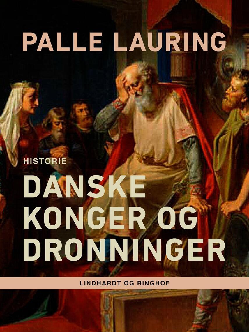 Ting object   Danske konger og dronninger   eReolen