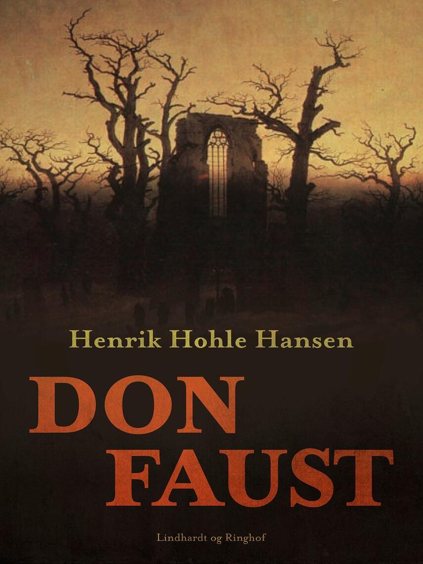 Henrik Hohle Hansen: Don Faust
