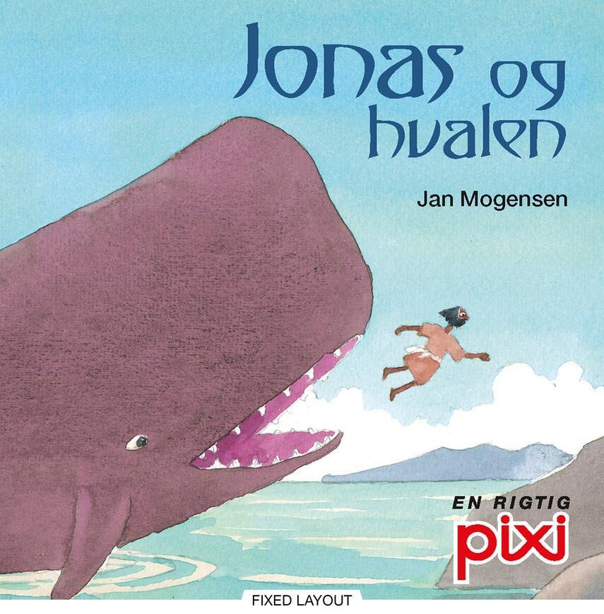 Jan Mogensen (f. 1945): Jonas og hvalen