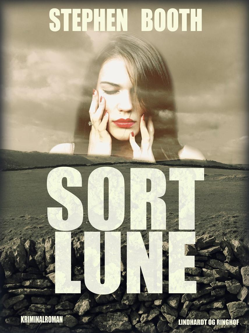 Stephen Booth: Sort lune : kriminalroman