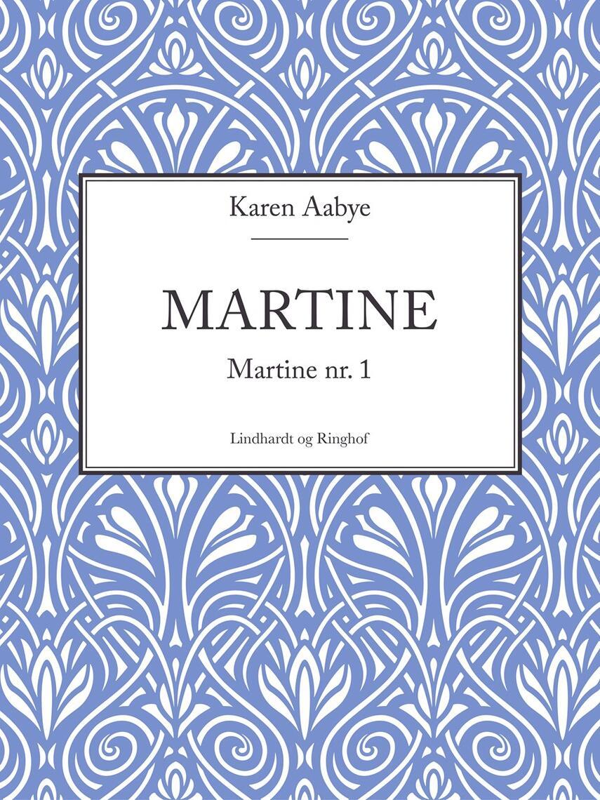 Karen Aabye: Martine