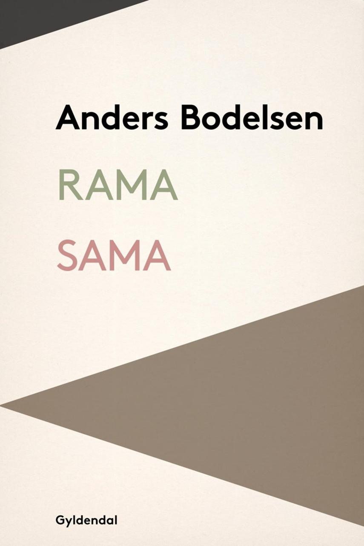 Anders Bodelsen: Rama Sama