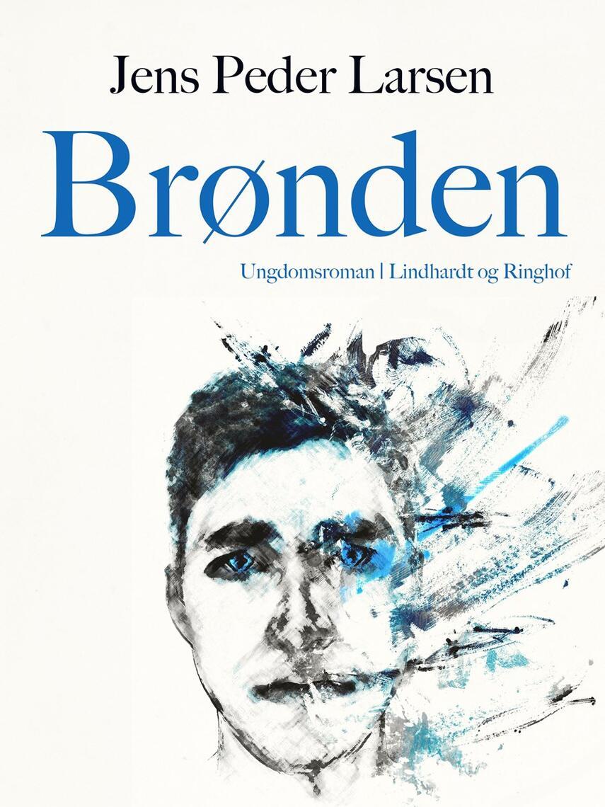 Jens Peder Larsen (f. 1952): Brønden : ungdomsroman
