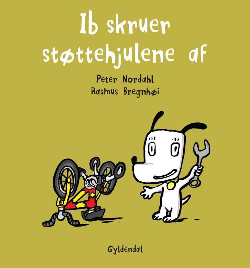 Peter Nordahl, Rasmus Bregnhøi: Ib skruer støttehjulene af