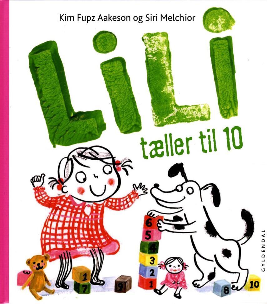 Kim Fupz Aakeson: Lili tæller til 10