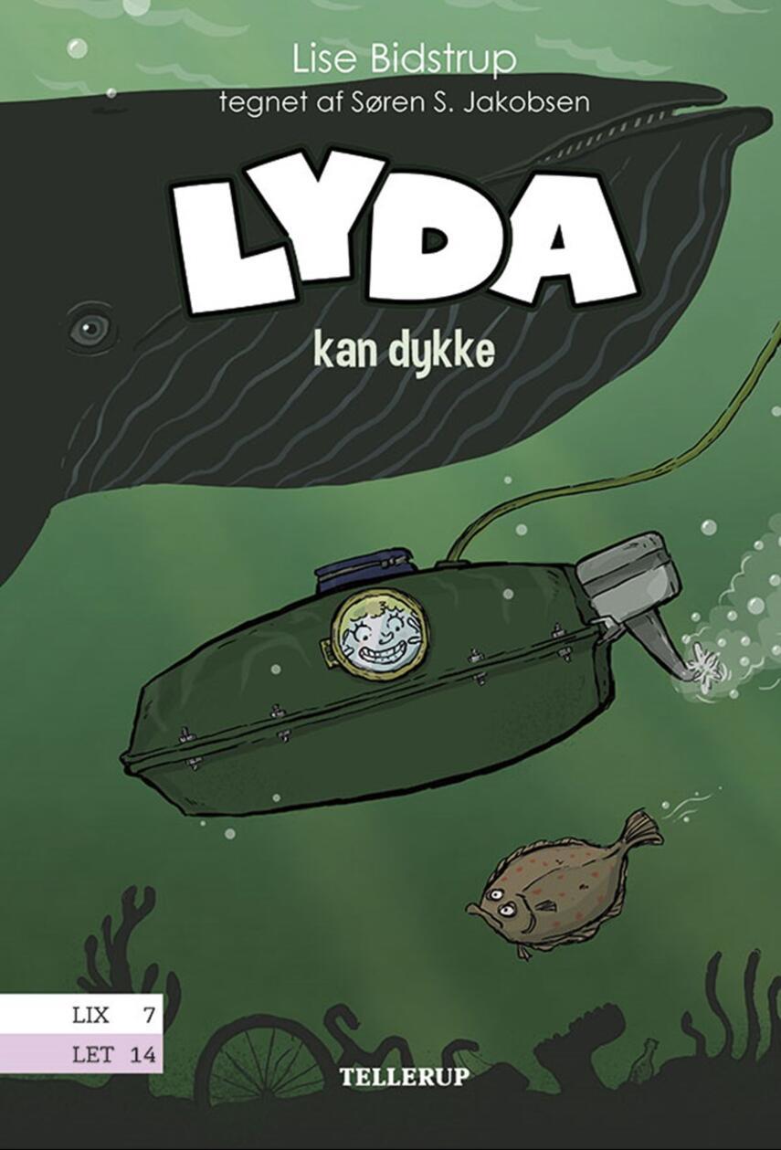 Lise Bidstrup: Lyda kan dykke