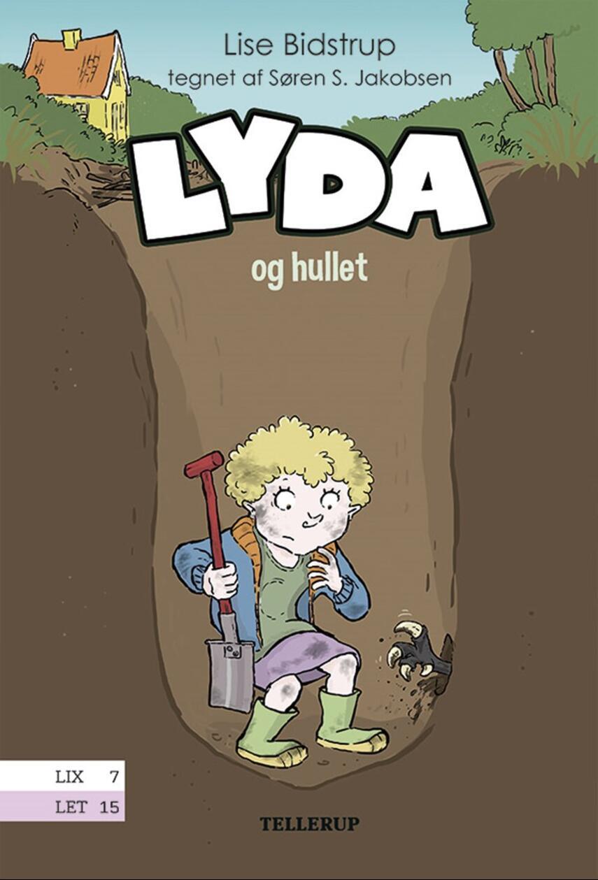 Lise Bidstrup: Lyda og hullet