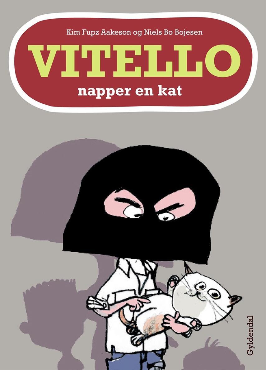 Kim Fupz Aakeson: Vitello napper en kat