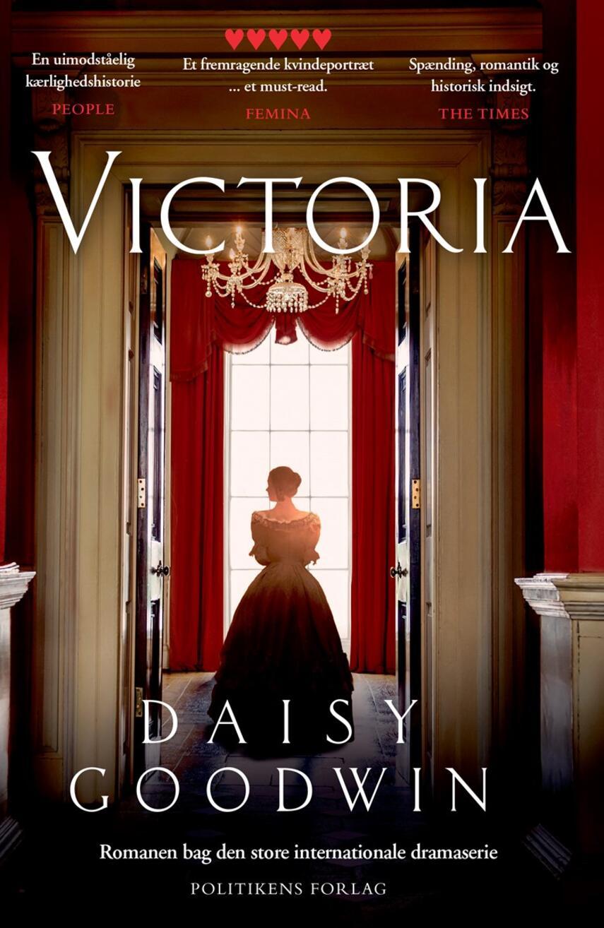 Daisy Goodwin: Victoria