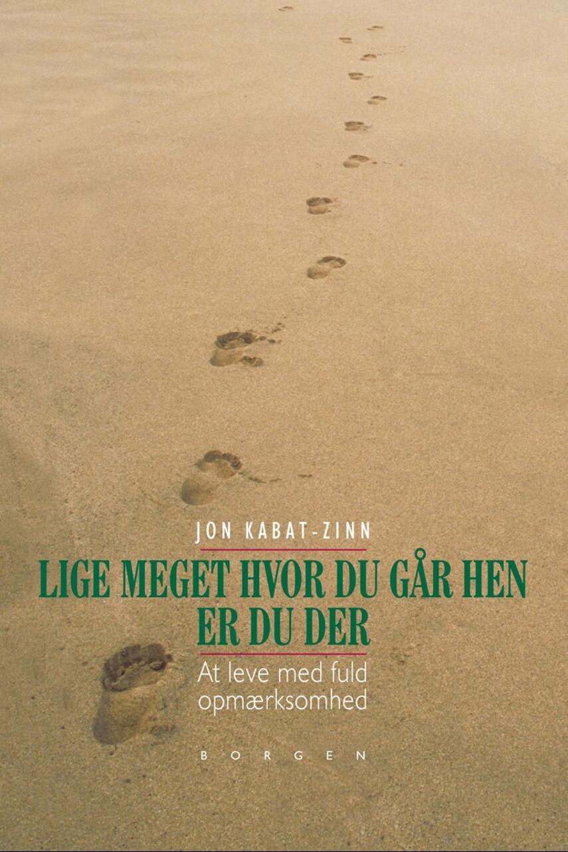 Jon Kabat-Zinn: Lige meget hvor du går hen, er du der : at leve med fuld opmærksomhed