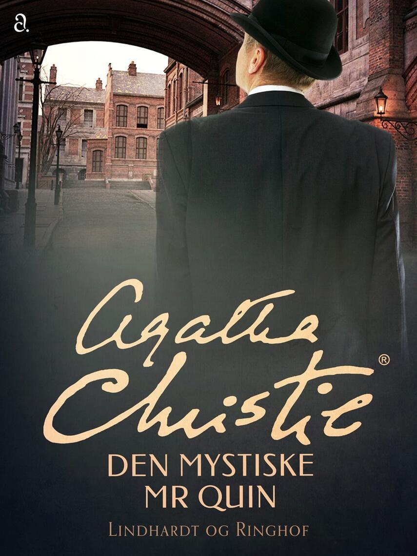 Agatha Christie: Den mystiske Mr. Quin : noveller