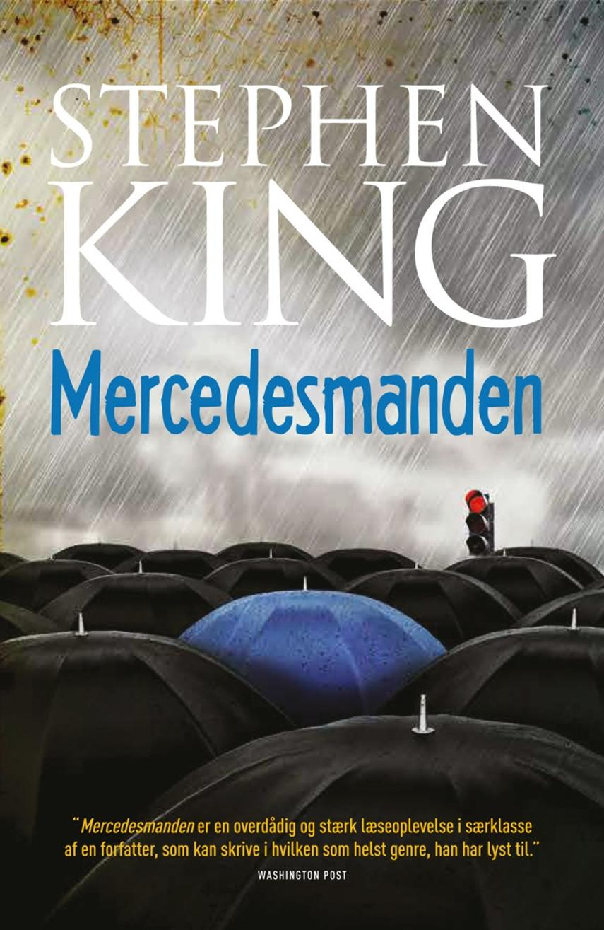 Stephen King (f. 1947): Mercedesmanden