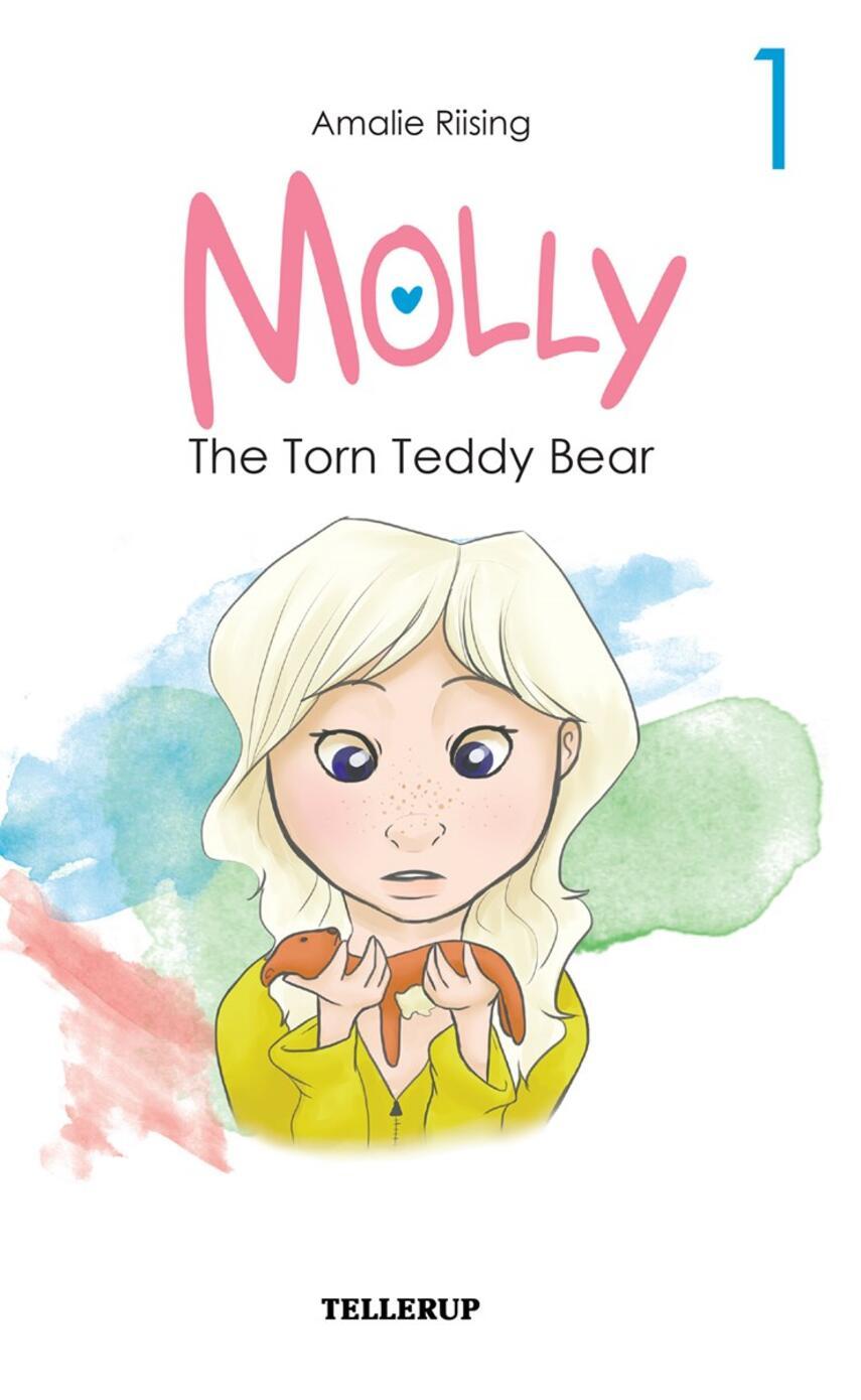 Amalie Riising: Trine and the torn teddy bear