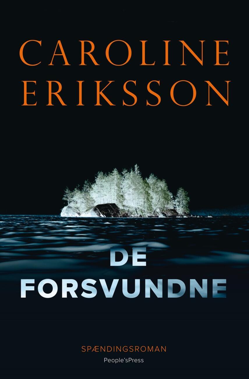 Caroline Eriksson (f. 1976): De forsvundne : spændingsroman