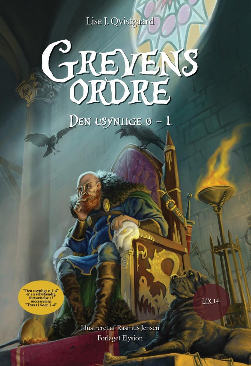Lise J. Qvistgaard: Grevens ordre