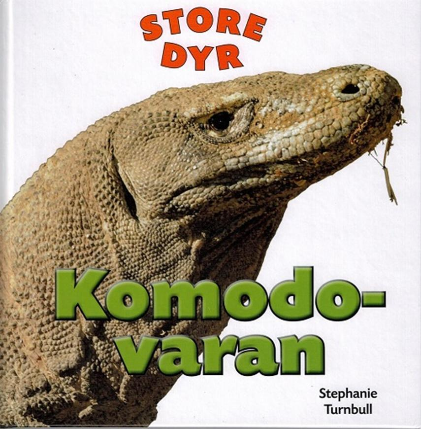 Stephanie Turnbull: Komodovaran