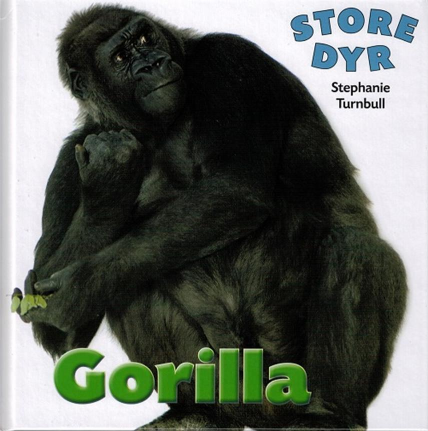 Stephanie Turnbull: Gorilla