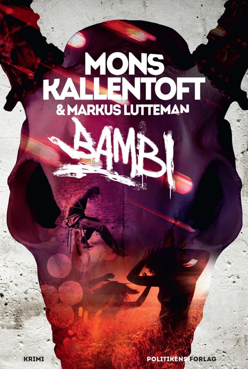 Mons Kallentoft: Bambi : krimi