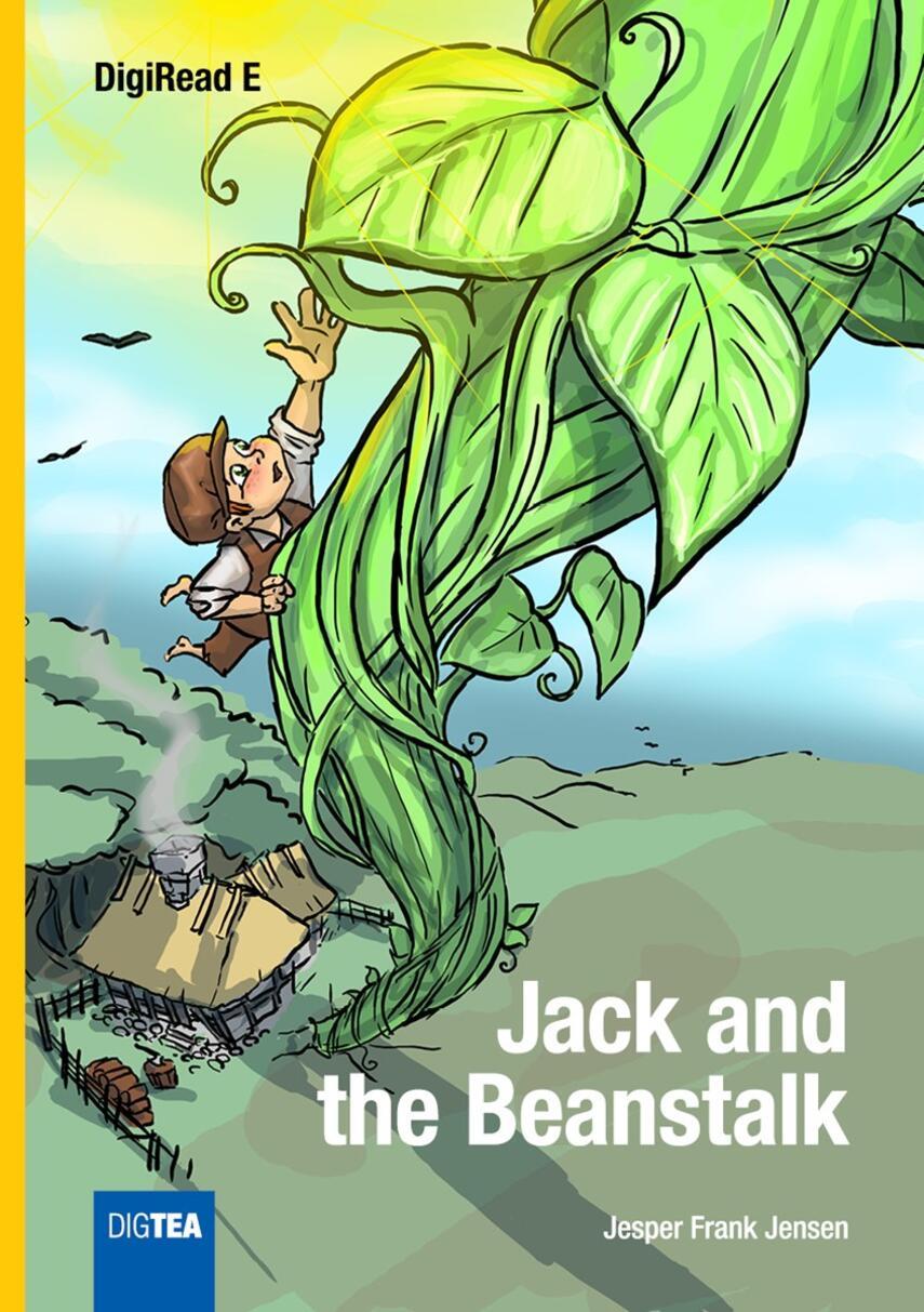 Jesper F. Jensen: Jack and the beanstalk