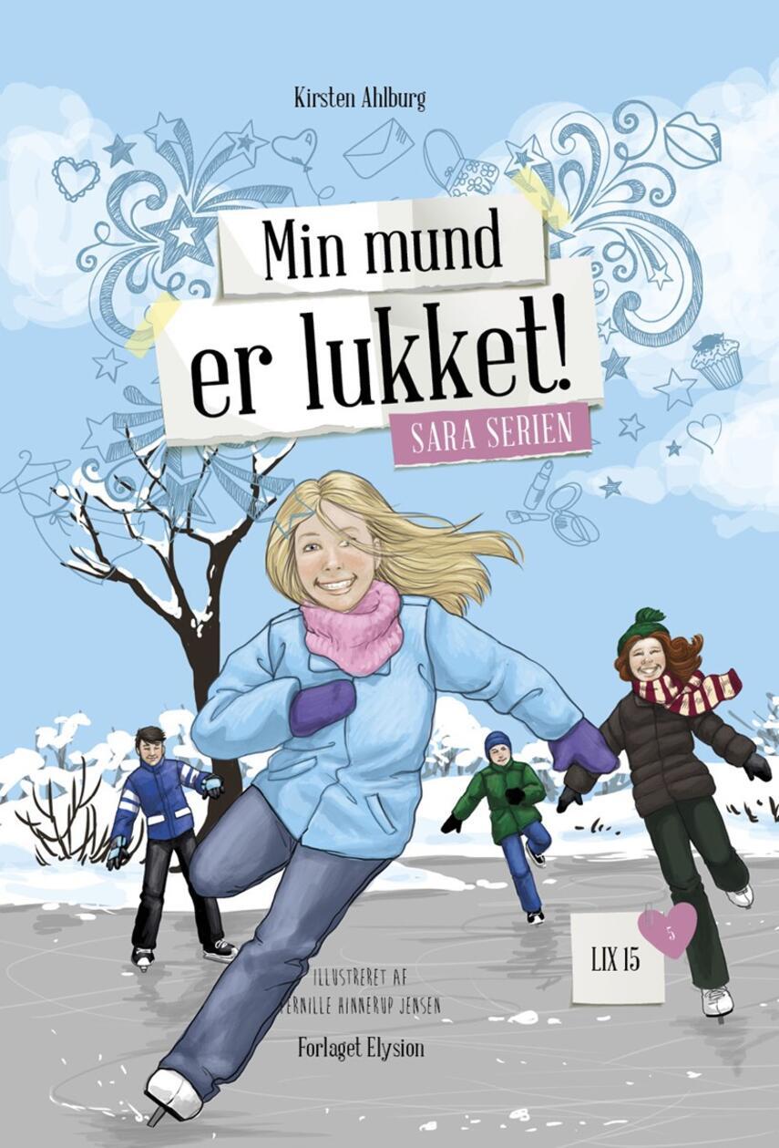 Kirsten Ahlburg: Min mund er lukket!