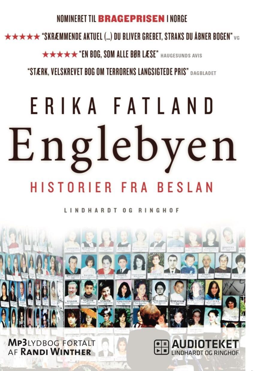 Erika Fatland: Englebyen : historier fra Beslan