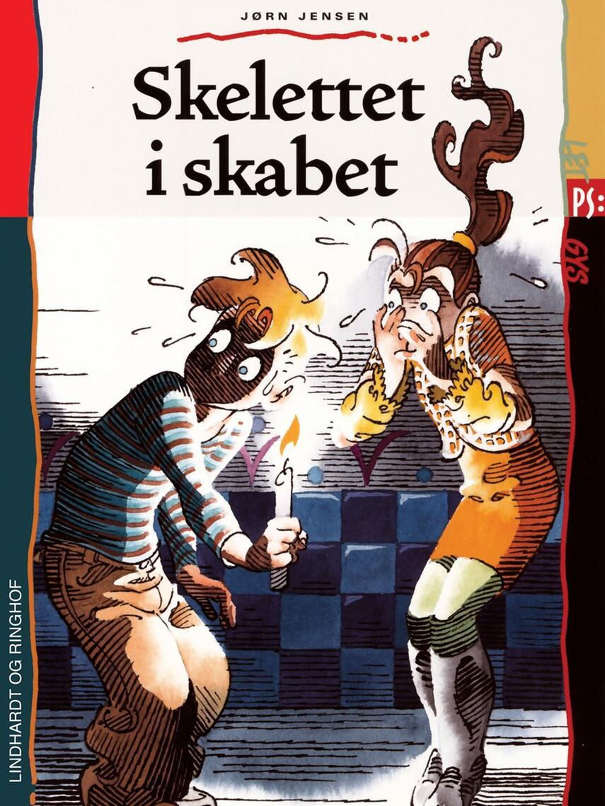 Jørn Jensen (f. 1946): Skelettet i skabet